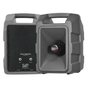 Companion Speaker for Voice Machine